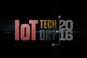 Internet of Things Tech Day