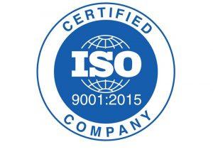Profource is ISO9001 gecertificeerd