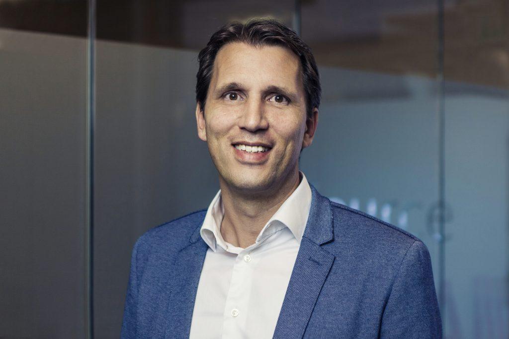 Vincent Traas, algemeen directeur Profource
