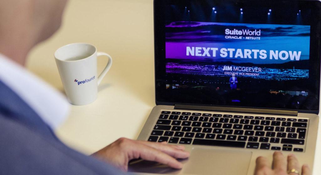 Profource is nu implementatiepartner van NetSuite