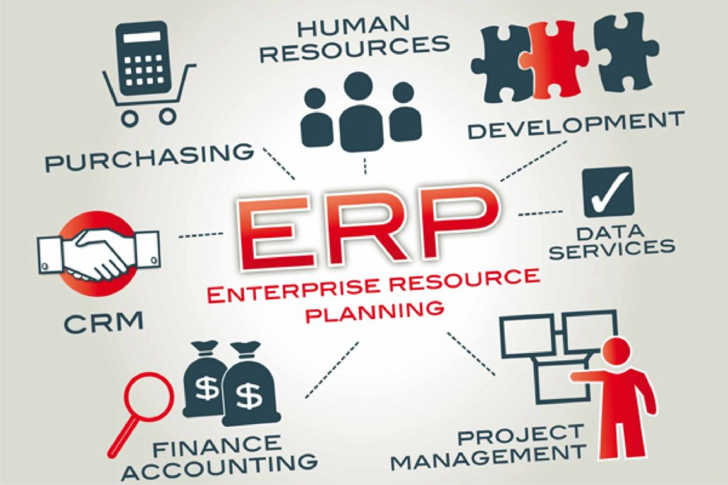 Betekenis ERP systeem