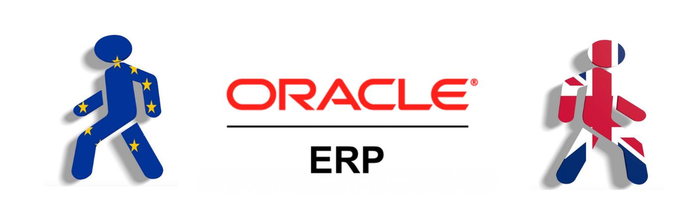 Impact Brexit op Oracle ERP