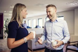 Blog werken als consultant