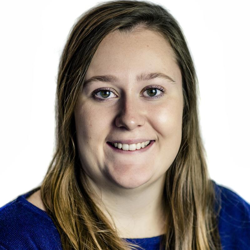 Stephanie groeide in korte tijd door van junior finance consultant naar interim leidinggevende